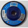 Disco Flap - Pulir 1000 Lijas - Grano 80 Tyrolit 115 X 22.23