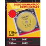 Disco Diamantado Corte Mojado 110mm Black Jack J440#
