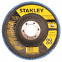 Disco Flap De Lija Stanley 180 Mm Grano 120 Pack X 10 Uni