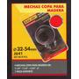 Mechas Copa P/madera 32-54mm Black Jack J641#