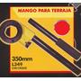 Mango Para Terraja 350mm Criquet Black Jack L349#