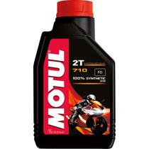 Aceite Motul 710 2t 100% Sintético Motor 2 Tiempos