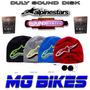 Gorra Alpinestars Invierno Con Parlantes Moto Yamah Mg Bikes
