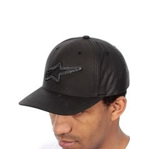 Gorra Cap Alpinestars Carlisle Hat Negra Original