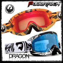 Antiparras Motocross Dragon Mdx 2016 - Powertech Spy Nfx