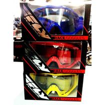 Antiparras Fly Motocross Red Blue Yellow Marellisports