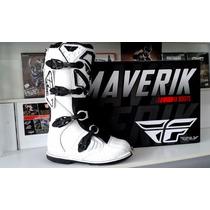 Botas Fly Maverik Enduro Cross Atv Boutique D2r