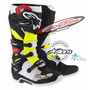 Bota Cross Enduro Alpinestars Tech 7 Ama-rojo Moto Sur