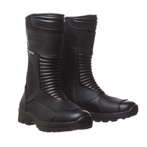 Botas Ls2 Touring Bt01 Black Waterproof Road Grip Moto Delta