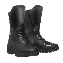 Botas Ls2 Touring Bt02 Black Waterproof Road Grip Moto Delta