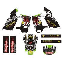 Kit De Calcos Para Kawasaki Kdx Precio Por Kit