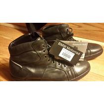 Botita Bmw Sneakers X2 Negro Talle 40