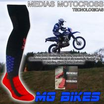 Medias Motocross Largas Al Calidad Unicamente En Mg Bikes