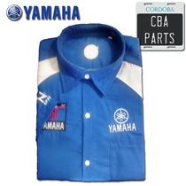 Camisa Yamaha De Algodón Todos Los Talles Cbaparts