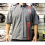 Camisa Exclusiva Brm Talles Americanos - Gris - Xs-s-m-xl-xx