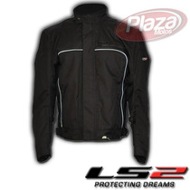 Campera Ls2 Discovery Extr Oxford Int Poliester Protecciones