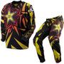 Conjunto Jersey/ Pantalon One Motocross Enduro Freeway Motos