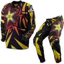 Conjunto Jersey/ Pantalon One Motocross Enduro Freeway Motos