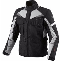 Campera Moto Revit Safari Larga Cordura En Devotobikes