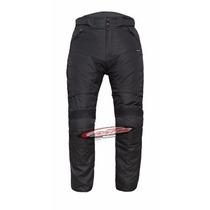 Pantalon Abrigo Proteccion Motorman Akron Waterprof Moto Sur
