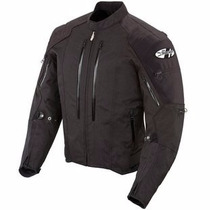 Campera Joe Rocket Atomic 4.0 Pista Impermeable Moto Delta