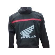 Campera Rompevientos Honda/yamaha Sanmiguel Bikes