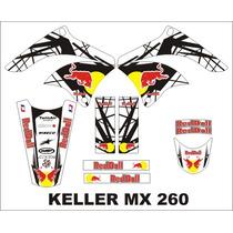 Calcos Para Keller Mx 260