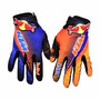 Guantes Ktm Red Bull Cross Pista Atv Motopro