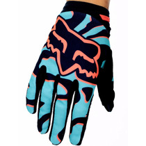 Guantes Fox Dirtpaw Mujer Rosa Women Motocross Motos Miguel