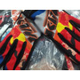 Guantes Simil Ktm Red Bull Con Dedo Tactil