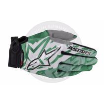Guante Motocross Alpinestars Mx Glove Racer Amarillo Orginal