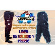 Pantalón Térmico Lapacho´s Para Motociclista