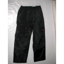 Pantalon Termico Cordura + Polar De Ridercraft
