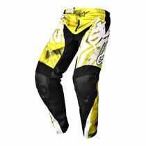 Pantalon Alpinestars Racer Motocross Atv Enduro Qpg Team