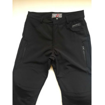 Pantalon Joe Rocket Soft Shell Con Protecciones Moto Delta