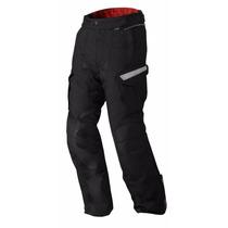 Pantalon Revit Sand 2 Termico Negro Alta Gama Urquiza Motos