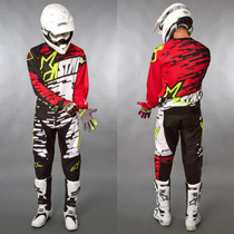 Conjunto Motocross Alpinestars Racer Braap 2016 White/red/bk