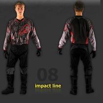Buzo Jersey Motocross Acerbis Original - 2 Seleccion