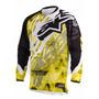 Buzo Motocross Alpinestars Racer Jersey Original 100%