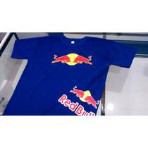 Remeras: Red Bull & Valentino Rossi