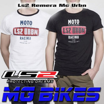 Ls2 Remera Mc Urbn Mg Bikes