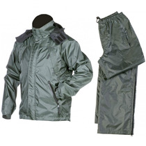 Traje De Agua Kunnan Impermeable Campera + Pantalon 20000mm