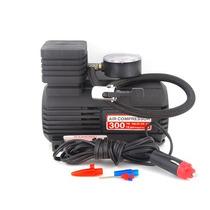 Minicompresor Inflador De Aire 12v Auto C/medidor De Presión