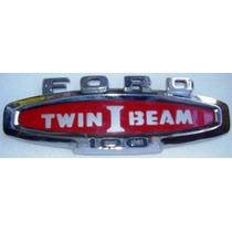 Placa Lateral Ford Twin I Beam De Pick Up Ford F100