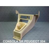 Bajo Consola Palanca De Cambios Peugeot 504 Sr