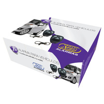 Alarma X28 Z10 Volumétrica+sirena Instalación Ford Ka