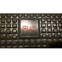 Cubre Alfombras Fiat Duna Delanteras Cubrealfombras.