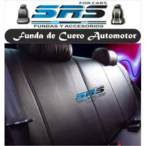 Funda Cubre Asientos Cuero Automotor T/búfalo Ford Focus
