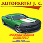 Fundas Cubre Asientos Chevrolet Meriva Tela Tipo Deportiva