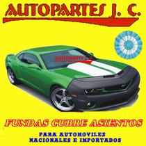 Fundas Cubre Asientos Para Chevrolet Corsa Tipo Deportivas